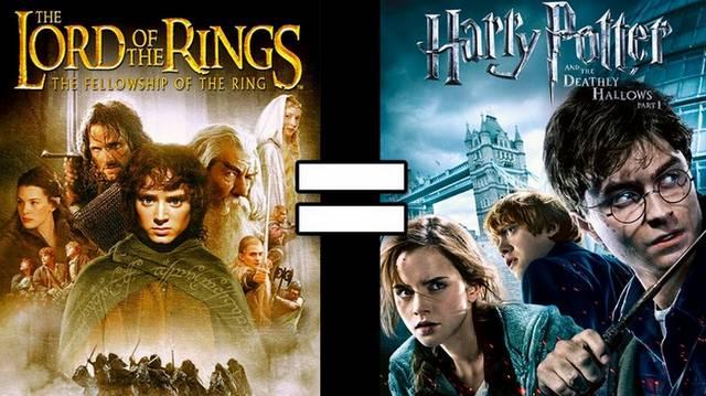 Párbaj: Harry Potter vagy A gyűrűk ura?