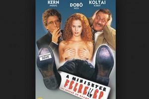 A miniszter félrelép (1997) rendezte: Kern András
