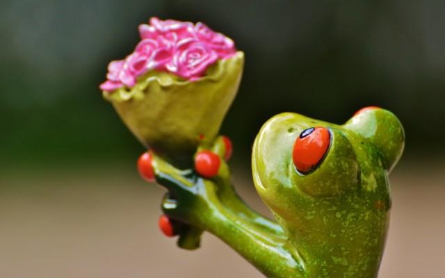 Férfiaknak: Vásárolsz-e virágot kedvesednek?