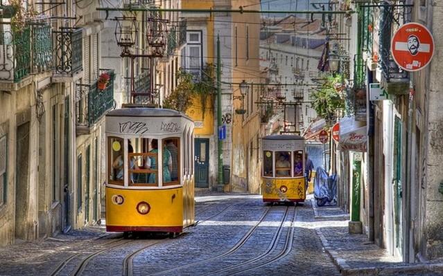 Portugália fővárosa Lisszabon