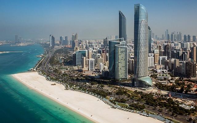 Az Egyesült Arab Emírségek fővárosa Abu Dhabi