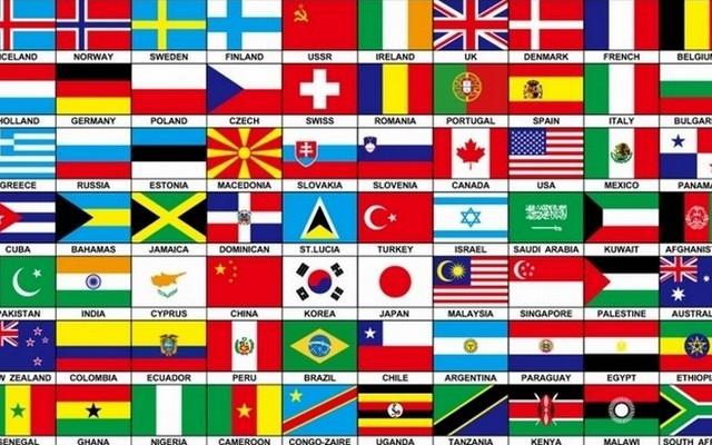 Mennyire ismered az európai országok zászlóit?