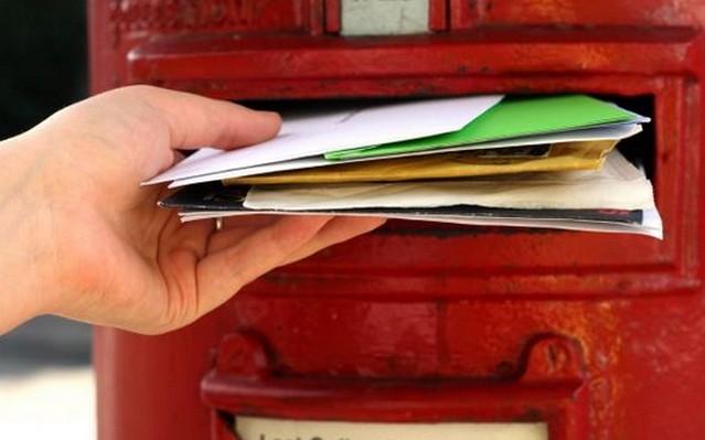 Szoktál postán levelet, képeslapot küldeni?