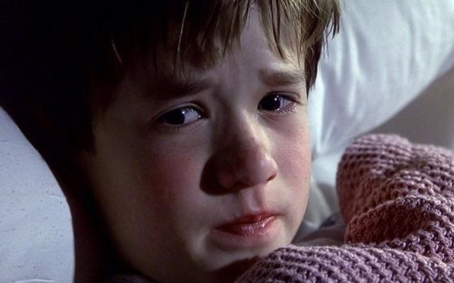 A Hatodik érzék című filmben, ki mondja azt, hogy látom a hallottakat?