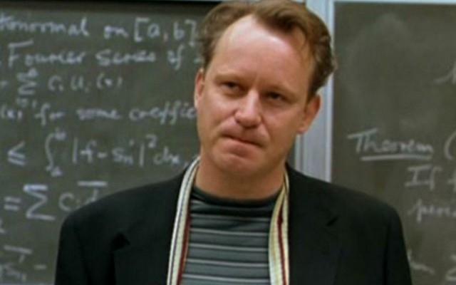 Ki ez a férfi a Good Will Hunting című filmben? (karakternév)