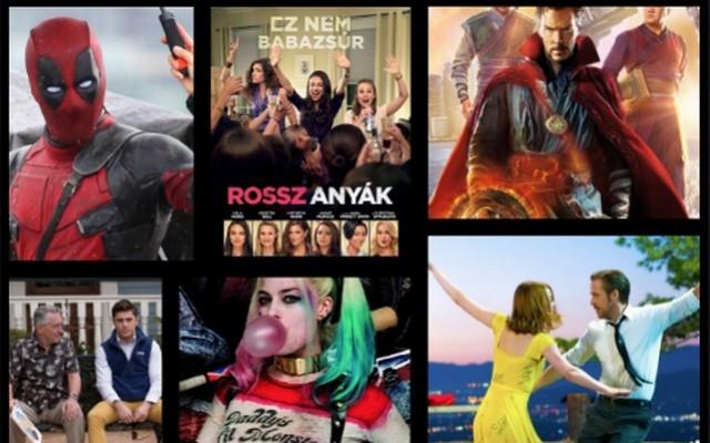 Melyik film tetszett 2016-ban?