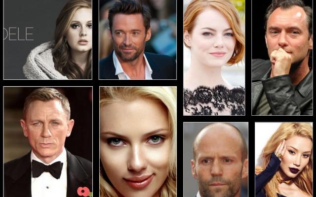 Angol, amerikai vagy ausztrál származásúak ezek a színészek, celebek?