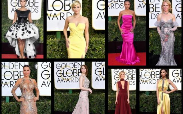 Ki volt a legszebb estélyiben a 2017-es Golden Globe-gálán?