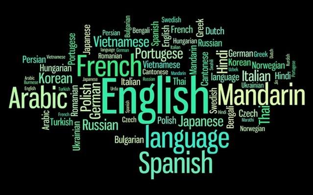 Dozvíte se, jak poznat cizí jazyky. Milyen nyelven írták?