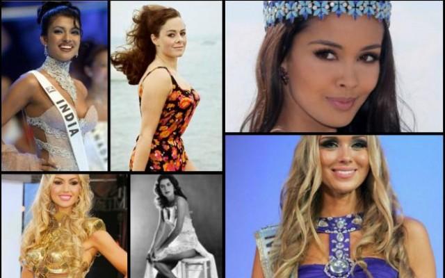 A történelem legszebb Miss World szépségkirálynői