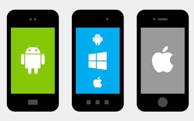 Milyen eszközöket használsz inkább: iOS, Android vagy Windows Mobile?