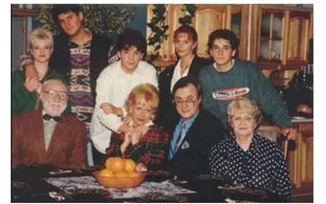 Hogy hívták a Família Kft. című sorozat családját?