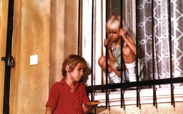 Az égig érő fű című filmben ki volt a képen látható szőke kislány?