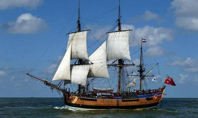 Egy másik híres felfedezőhajó replikája. Melyiké?