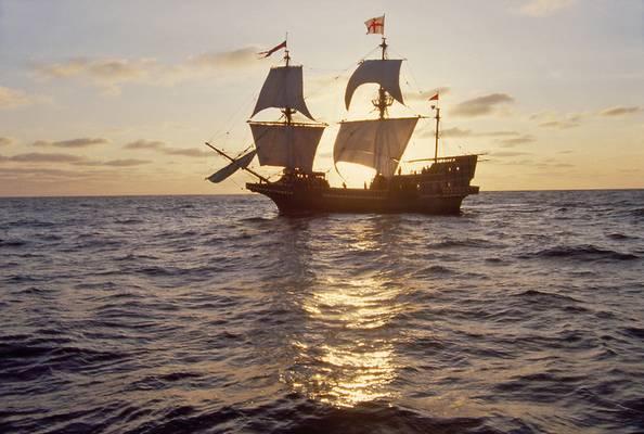 Ismét egy híres felfedezőhajó replikája. Melyiké? (Figyelmesen nézd meg!)
