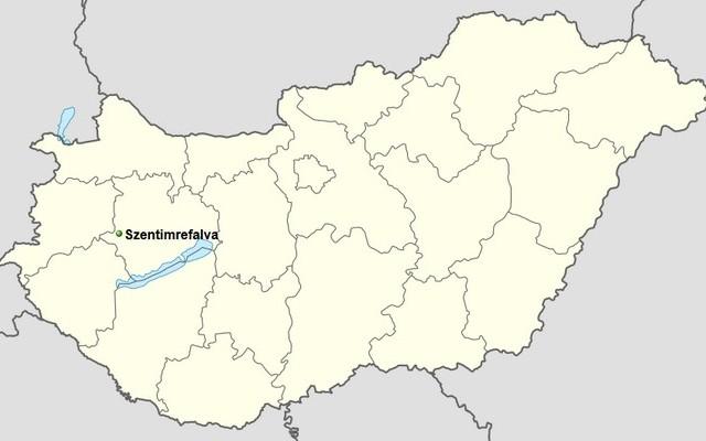 Veszprém megyében
