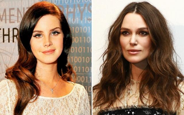 Hány éves Lana Del Rey és Keira Knightley?