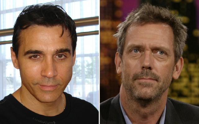 Hány éves Adrian Paul és Hugh Laurie?