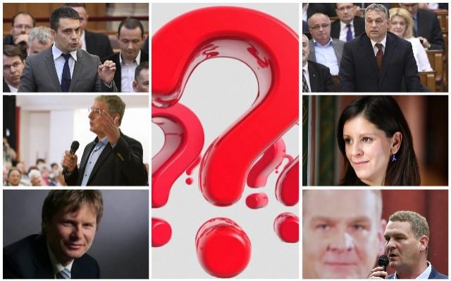 Ha most hétvégén lennének a választások, Ön kit választana miniszterelnöknek?