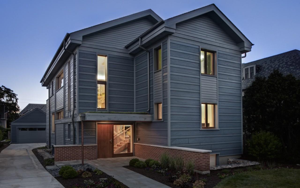 Azok a házak passzívházak, melyek nem fogyasztanak több energiát négyzetméterenként és évente, mint 15 kWh