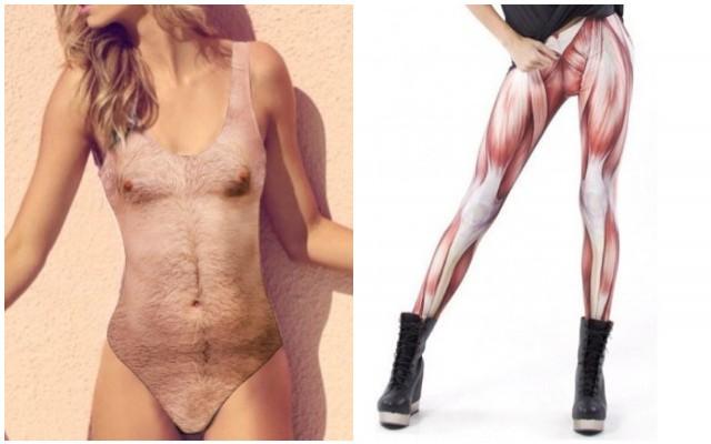 Meghökkentő vagy ellenállhatatlan ruhadarabok - felvennéd?
