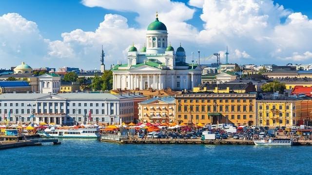 Melyik ország fővárosa Helsinki?