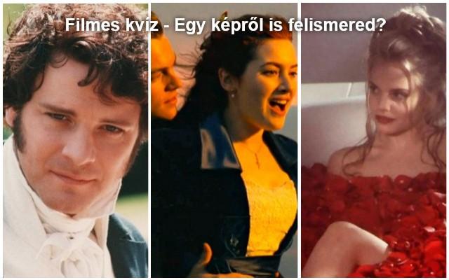 Ismert mozifilmek kvíz - Egy képről is felismered a népszerű filmeket?