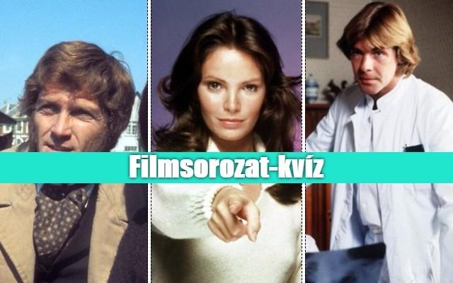 Kvíz - Tíz kép, tíz régi filmsorozatból. Felismered ezeket a régi sorozatokat?
