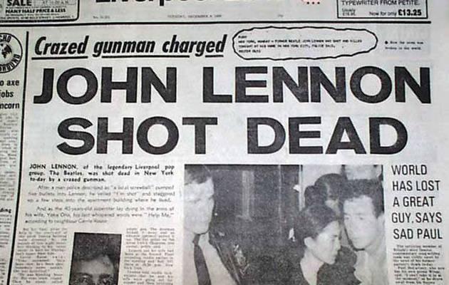 Lelövik John Lennont