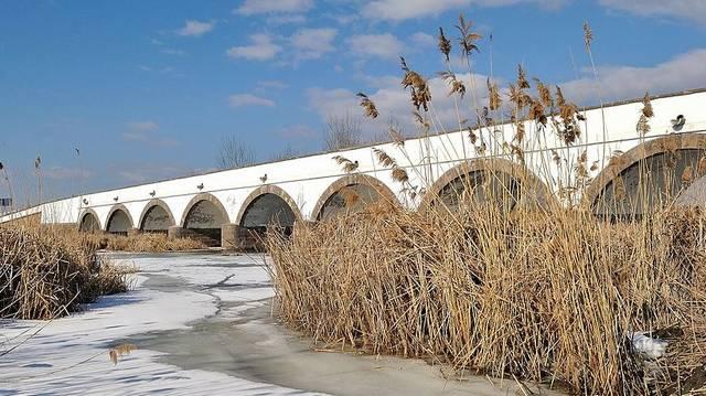 Hol található a Kilenclyukú híd?