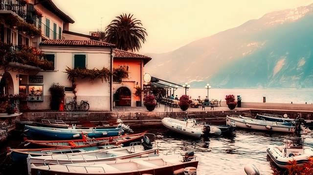 Melyik országban találhatók ezek a tavak: Garda-tó, Comói-tó?