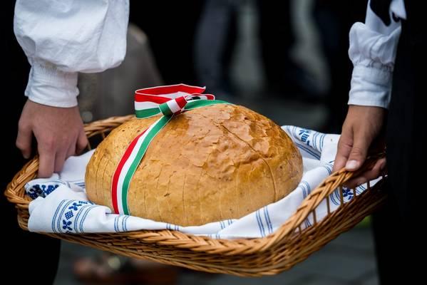 Ekkor ünnepeljük az új kenyeret