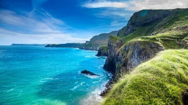 Mi Írország fővárosa?