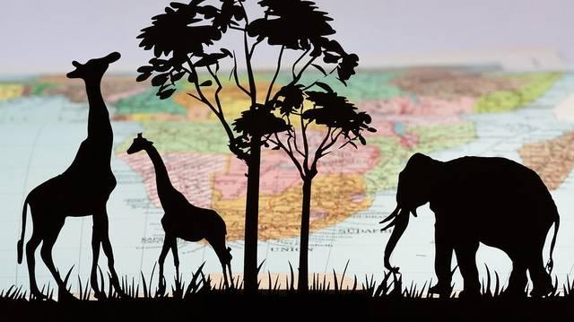 A felsoroltak közül, melyik állam található Afrikában?