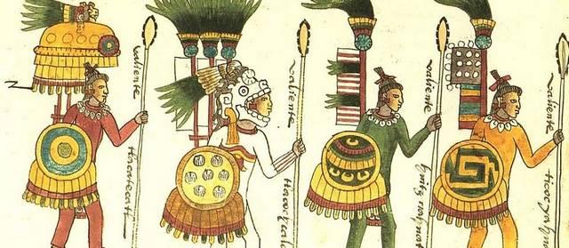Melyik mai ország területén éltek az aztékok?