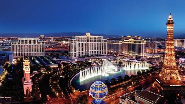 Melyik államban van Las Vegas?