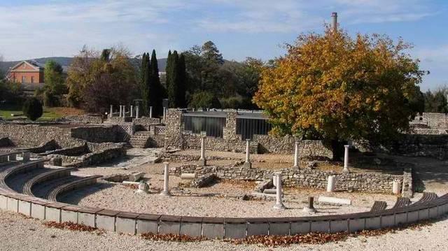Melyik mai városunk területén található az egykori Aquincum?