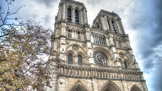 Hol található a Notre-Dame?
