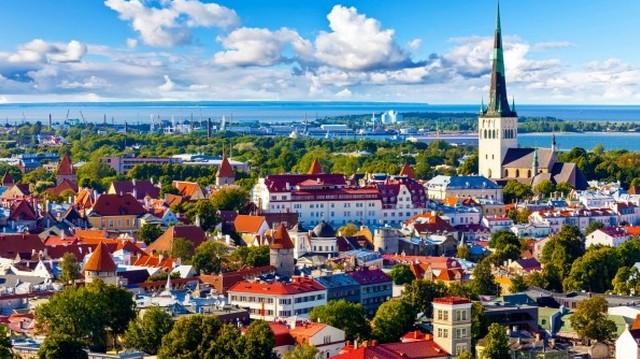 Válaszd ki Észtország fővárosát!