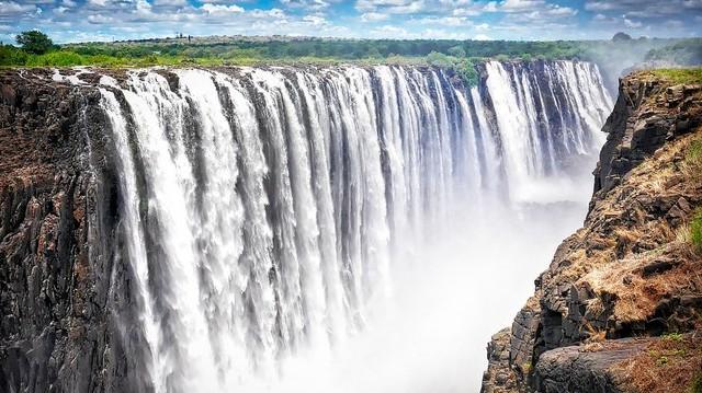 Hol található Zimbabwe?