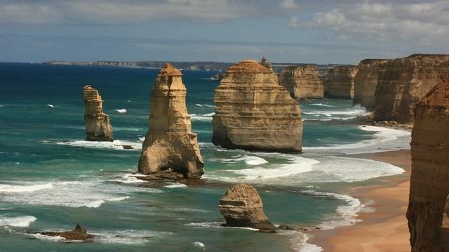 Hol találhatóak ezek a nagyvárosok: Melbourne, Newcastle, Perth