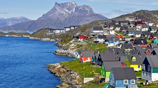 Melyik állam fővárosa Nuuk?