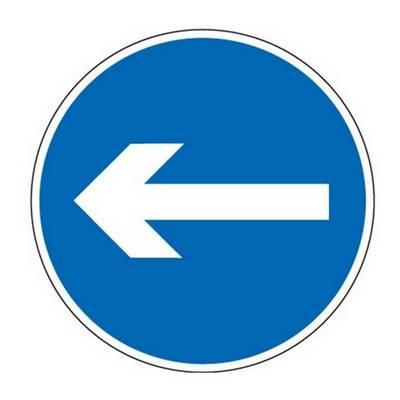 Egyirányú forgalmú út - Válaszd ki, melyik az!