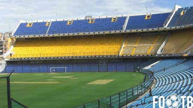 Mi a neve a CA Boca Juniors stadionjának?