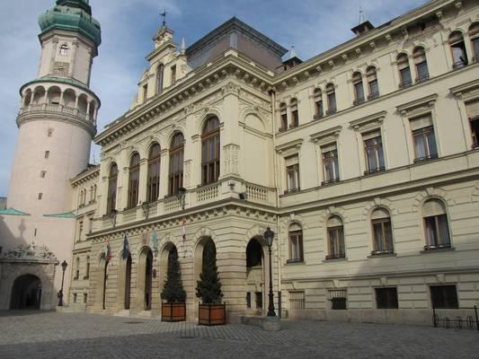 Mikor volt a soproni népszavazás? ( Hűség városa )