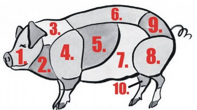 És végezetül a legnehezebb: Melyik része a fej?
