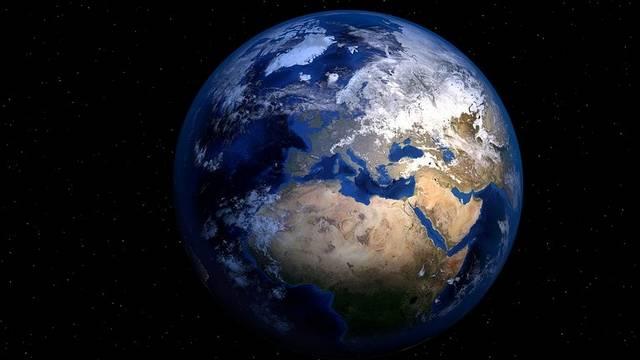Ilyen alakú a Föld