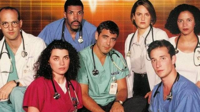 Ki játszotta dr. Doug Ross szerepét a Vészhelyzet című sorozatban?