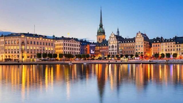 Stockholm - melyik ország fővárosa?