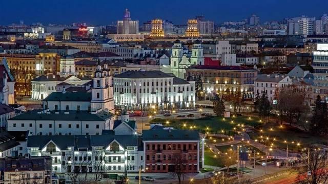 Mi Fehéroroszország fővárosa?